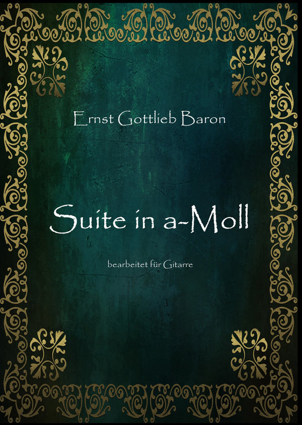 BARON Suite in a-Moll